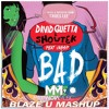 J-Trick & Artistic Raw x DG & Showtek ft. Vassy - Crues Lee Bad (Blaze U Mashup)BUY=FREE DOWNLOAD