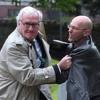 Kevin Vickers Stops Protester - John Derringer - 27/05/16