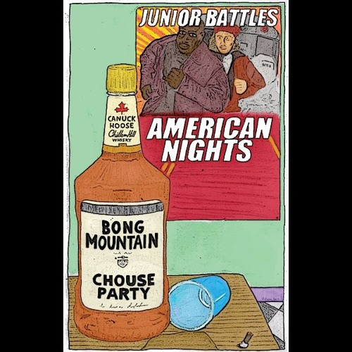 Junior Battles American Nights By P P Media On Soundcloud Hear The World S Sounds