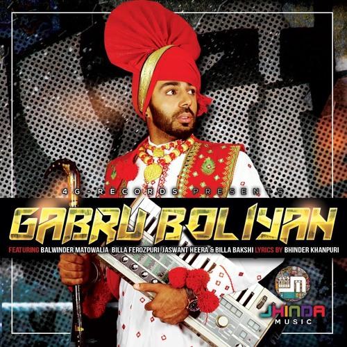 No Need Dj Punjab: Gabru Boliyan By Jhinda-Music Ft Various By Jhinda Music
