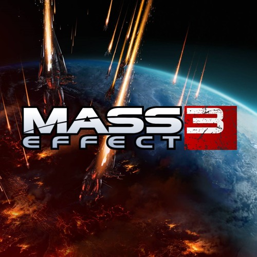 The Fall of Earth (Mass Effect 3)