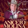 DJ Δndяewllex (OFFICIAL✘)✪ - Aniceto Molina - La Cumbia Sampuesana (*Preview* **Coming Soon**) Chords