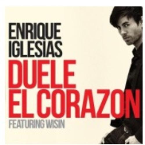 Duele El Corazon Enrique Iglesias Ft Wisin 98 Bpm Acapella Starter +