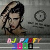 Justin Bieber What Do You Mean Created Version Dembow By Más Na Dj