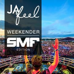 Ja feel Sunset Music Festival Weekender