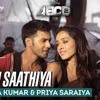 Sun Saathiya ABCD - 2 Hindi Movie Song  Varun Dhawan - Shraddha Kapoor | Sachin - Jigar