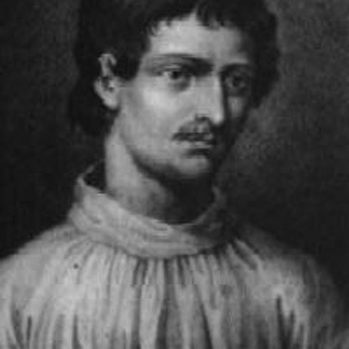 Giordano Bruno opera retablo in 12 quadri Partie 1 - 2
