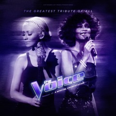 Christina Aguilera & Whitney Houston (The Voice Tribute Live)