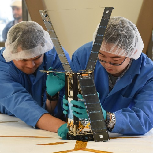 The Downlink Episode 8: More CubeSats for SLS & iCubeSat Conference News