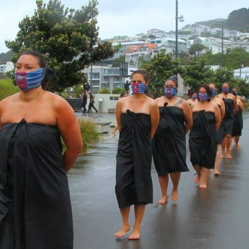 Leilani Salesa, Oceania Interrupted Part 1