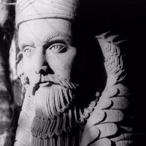 Ostanès le Chaldéen retranscrivant les paroles obliques