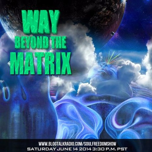 SEVAN BOMAR & LOKESH BABA - WAY BEYOND THE MATRIX - SOUL FREEDOM SHOW - JUN 14 2014