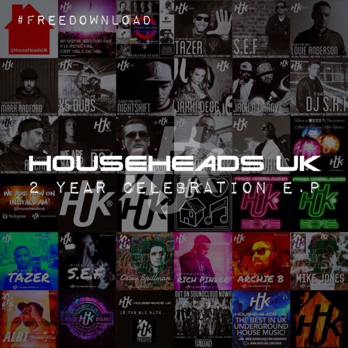 Get down limitless hhuk 2 year celebration e p free for Banging house music