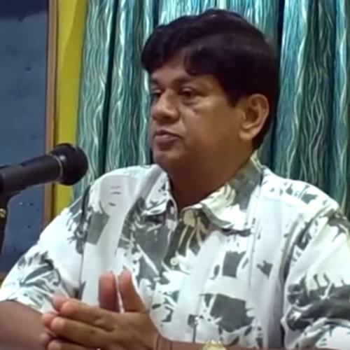 Sambad Editor Soumya Ranjan Patnaik on Bhasa Andolan