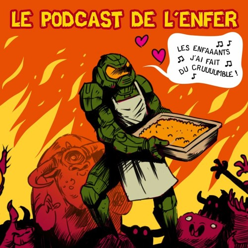 #40, le podcast de l'enfer