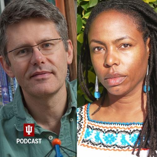 Ep. 18: Trevor Douglas, IU chemistry professor; Dana Johnson, author
