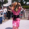 Danse la belle fille