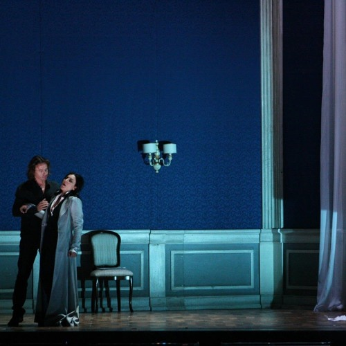 Sull'aria - Le nozze di Figaro - Mozart - Carmela Remigio & Rosa Feola - Teatro La fenice (2011)