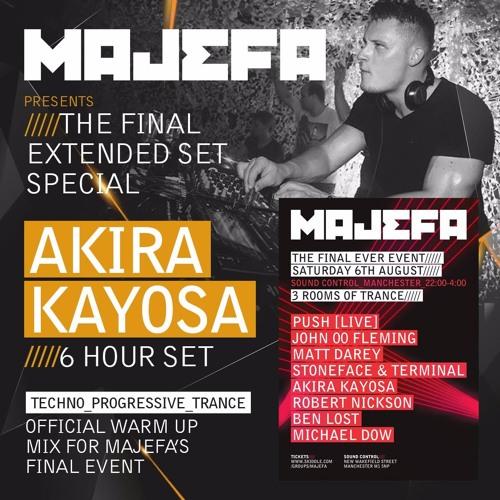 Akira Kayosa - Majefa [AK8] The Final Warm Up