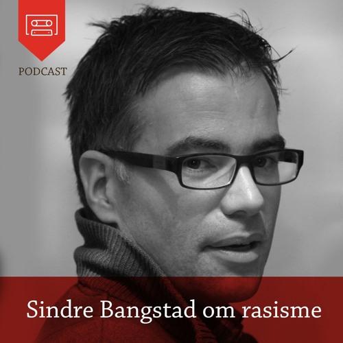 Sindre Bangstad om rasisme - Podcast fra Universitetsforlaget