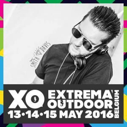 SMITH DAVIS LIVE AT HOT CREATIONS STAGE EXTREMA OUTDOOR 2016