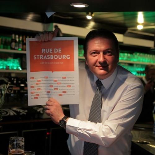 Une attention pour le quartier - 24h de la rue de Strasbourg