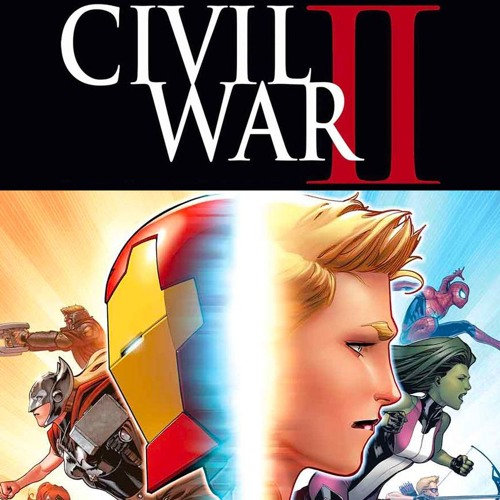 93: The Philosophy of Civil War II and Captain America's Reveal! (feat. Mark D. White)
