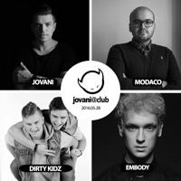 Jovani@club #424 (Jovani|Modaco|Dirty Kidz|Embody)