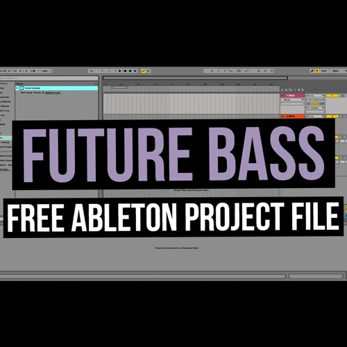 ableton project files Transferring projects to another computer or user plug-ins are not collected to the ableton project folder when using transfer all your project files to the.