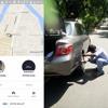 Chennai in Captain America 'Uber Driver Dinesh Kumar' :)