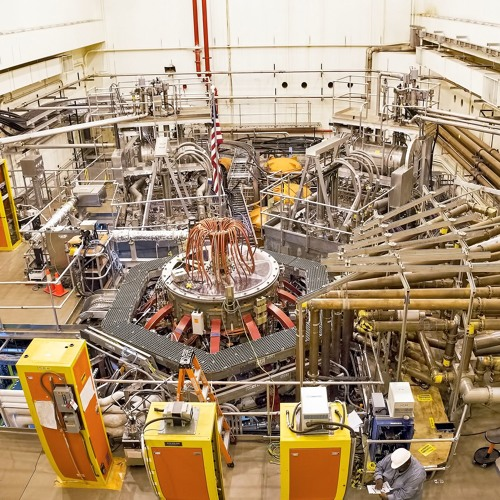 PPPL's $94 M Upgrade to World's Most Powerful Fusion Experiment | 05.23.2016 | WHYY News