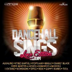 Dancehall Sings Riddim mix {Love & Roots Edition) FEB 2015 (Zj Chrome CR203 Productions)