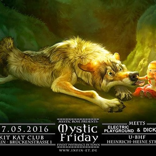 Psykaholiks live @ Mystic Friday meets Electric Playground (27.05.2016)