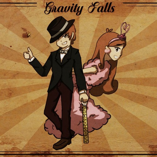Gravity Falls - Theme Song [Electro Swing Remix] by The