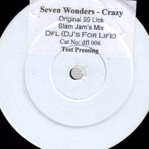 Seven Wonders  - Crazy (DVA Soule:Power Reprise Mix)