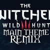 The Witcher 3 Remix - Geralt Of Rivia Main Theme Orchestra Remix