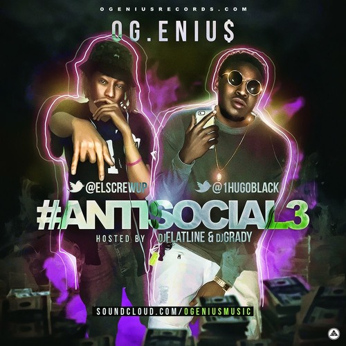 #AntiSocial3