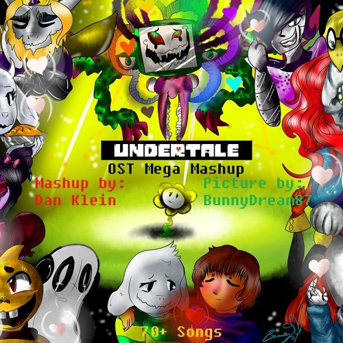 Undertale OST Mega Mashup - 70+ Songs (New and Improved) by