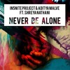 Free Download Aditya Malve & In5nite Project ft. Shreya Nathani - Never Be Alone Mp3