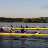 Down To The Short Strokes: The Sweat and Success of the UW Women's Rowing Team