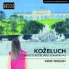 Leopold KOZELUCH - Piano Sonata No. 24 in D minor (Album - Snippet) [GP647]
