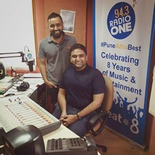 PEO on Radio One - Digital Marketing
