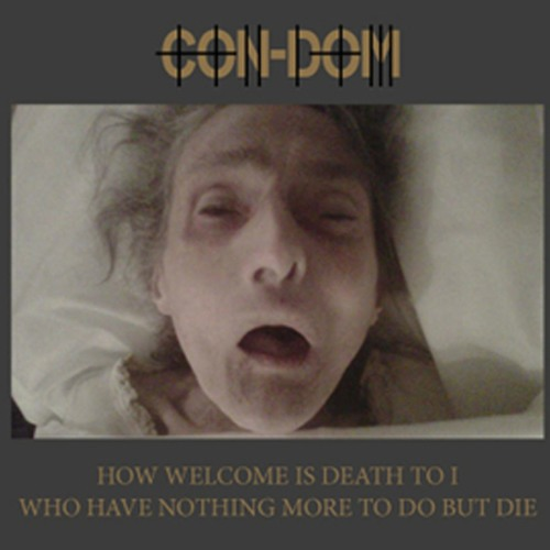 CON-DOM - Living Death excerpt from  Tesco 102 2LP BOXset /CD