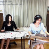Korean Folk Song Jindo Arirang, Saetaryung Gayageum,Piano duo ver. by Luna with Jungmoon Choi