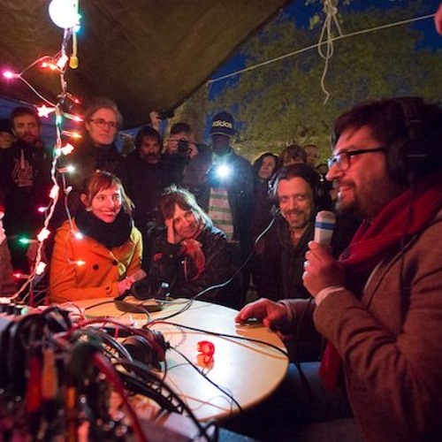 """Occupation Bastille"" à Radio Debout #55 mars"