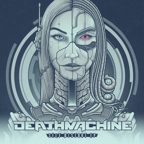 Deathmachine - Self Distort EP (PRSPCT XTRM023) Out June 24th 2016