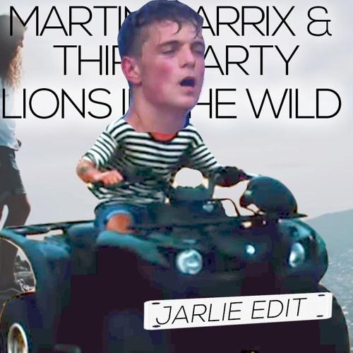 Martin Garrix - Lions In The Wild (JARLIE TRAP EDIT)
