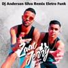 Anderson Silva Feat MCs Zaac e Jerry - BumBum Granada (Remix Eletro Funk)