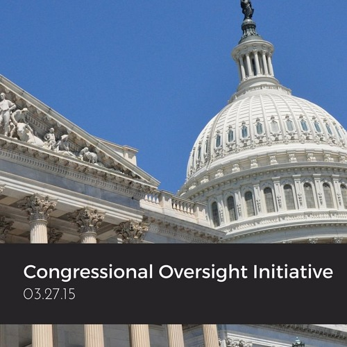 The Nuts and Bolts of Conducting Oversight, with Justin Rood