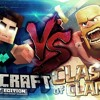 Minecraft pocket edition vs clash of clans